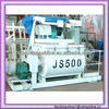 JS500 concrete mixer of block making machine