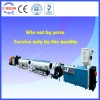 HDPE silicon-cored pipe machinery