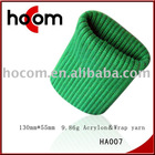 HA007knit cuff for jackets