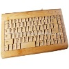 wired bamboo keyboard,usb bamboo keyboard manufacturer