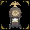 Antique Enamel Clock