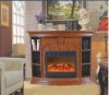Decorative Wall -mounted electric fireplace