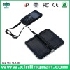 Solar mobile phone charger & portable energy & travel power