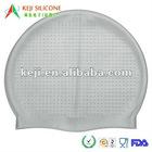 fashion silicone cap for swim