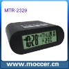 Mutifunction LED alarm clock fm radio