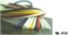 brown silicone rubber fiberglass sleeve