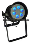 LED Par46 Can, 6X8W, Quadcolor RGBW 4-in-1