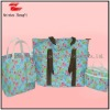 reusable folding shopping bags with polyester material
