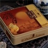 2012 newly pure white lotus paste egg yolk mooncake