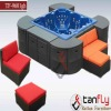 outdoor hot tub spa tub furniture