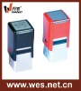 Wanxi Self inking Rubber stamp S-2020