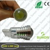 car 7740 1.5w lens car led signal light