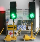 Solar Traffic Light ( solar warning lamp , solar traffic sign )