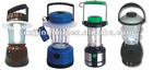 RECHARGEABLE 24 LED BACKUP LIGHTING CAMPING 24HOUR LANTERN W AC CHARGER
