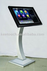 17inch touch lcd monitor with stand (for KTV )