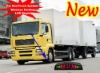 Parkplatz Wireless Sensor System for truck