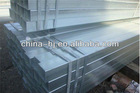300*100*(2mm-20mm) galvanized/hot dipped galvanized square/rectangular steel tube/pipe