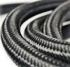 fiber braid covered power steering return hose
