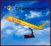 B757 DHL model plane