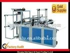 Dotting-off shopping bag making machine, plastic bag making machine