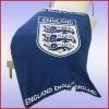 Bedding supplies fans England fans, personalized fleece blankets