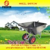 TWO WHEELS WHEELBARROW WB9600
