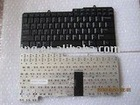 Whole sale DEL 630M 640M 6400 9400 1501 V1000 laptop keyboard US VERSION