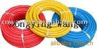 HOT!!! 6mm yelloe rubber oxygen hose