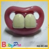 new color funny baby pacifier