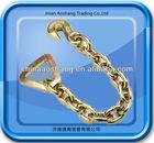 Lashing Chain with Detal Ring and Eye Grab Hook