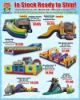 2012 newest style seald Inflatable Romper Combo games