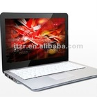 "13.3"" Laptop/Notebook , Metal alloy housing , AMD Fusion E350 APU"