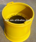 wheel rim for loader, excavator, trucks, forklift for tyre 22.00-3.0-25(26.5-25)