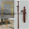 Color Painted Metal Scaffolding System