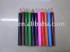 wooden colour pencil