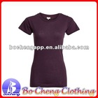 Low price Advertising t shirts for Promotion