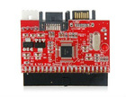 IDE-SATA 1.5GB/S Converter with LED Light (RED)