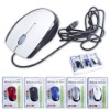 Wired mini Optical mouse