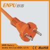 VDE electrical plug