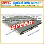 Replacement For Toshiba Satellite M640 M645 Bare Blu Ray Drive K000100460