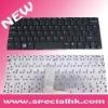 New For Dell Mini 10 UK Keyboard PK130831A00 0W664N BLACK