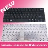 New For Dell Mini 10 UK Keyboard PK130831A00 0W664N BLACK