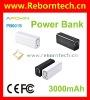 Apokin Power Bank For iPhone iPad With 3000mAh Real Capacity PB001S