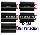 1207-6 TK103 GSM GPS Tracker Device Alarm System for Car Vehicle