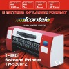 icontek 5 Meter Solvent printer large format printing machine