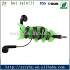 Smart Wrap Cable winder for earphone
