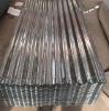 outdoor Zinc coated metal roofing