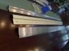 aluminum frame and panels