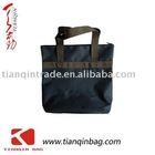 Non-woven promotional polyester shopping bag