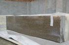 Polished Brown Gold Big Granite Slab